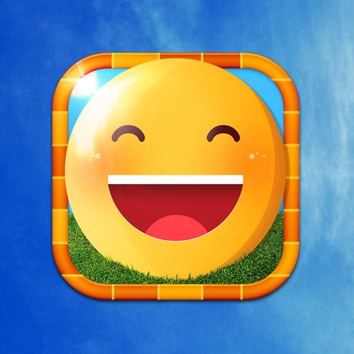 Icon Design for Emoji App