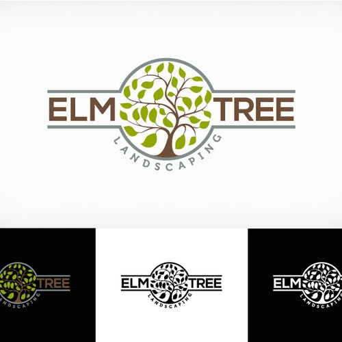 Logo Design Contest for Awesome Landscaping Company