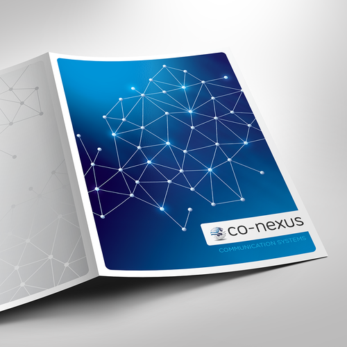Co-nexus Folder design - FINAL DESIGNS