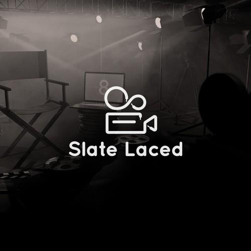 Slate Laced Logo Podcast