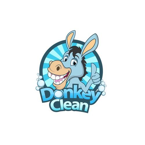 Donkey Clean