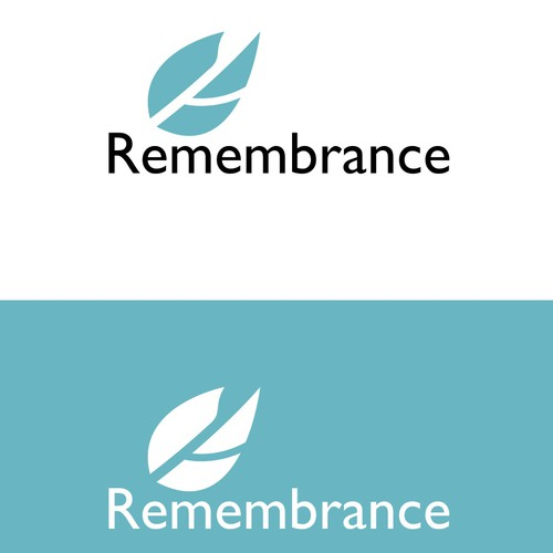 Logo concept for Remembrance