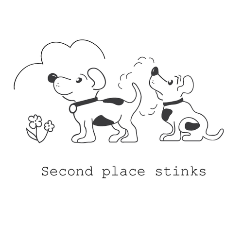 ".. for pet supply store ""Second place stinks"""