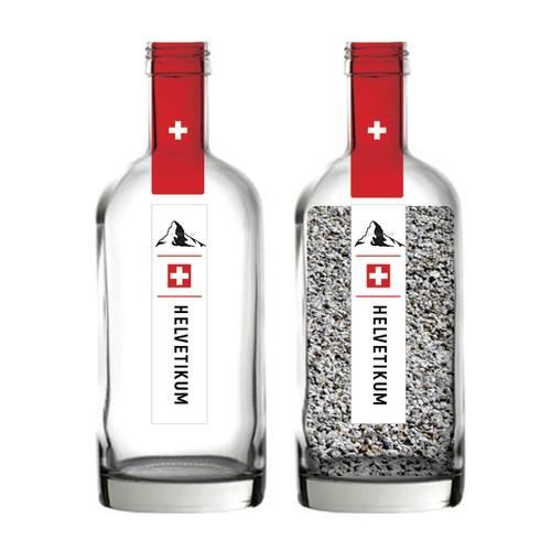 label for Helvetikum