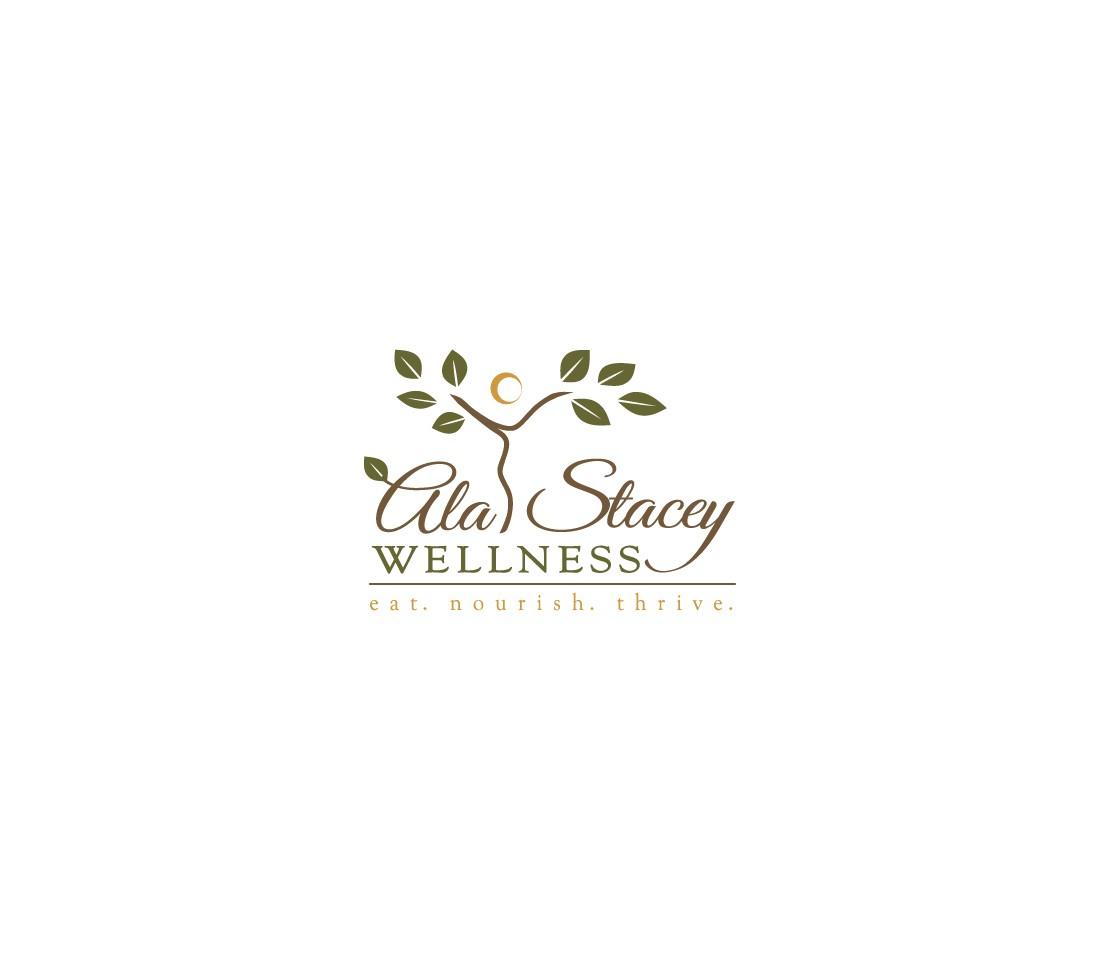 Create a Clean, High End, Beautiful Designed Logo for a Holistic Nutrition Health Coach