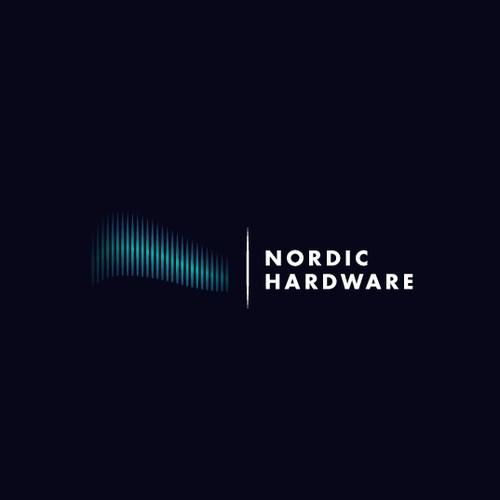 Nordic Hardware Logo Concept