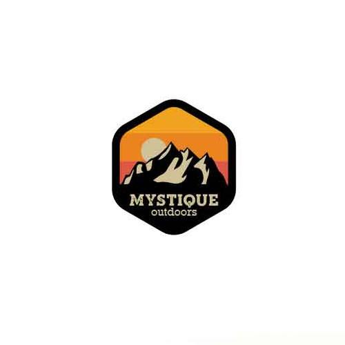 Mystique Outdoors logo concept