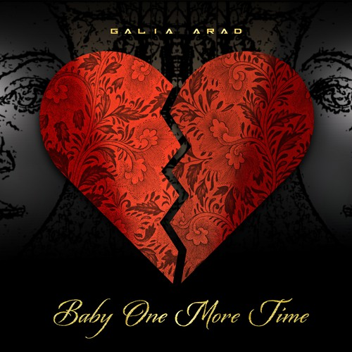 """Baby One More Time"" Song Cover Art 3"