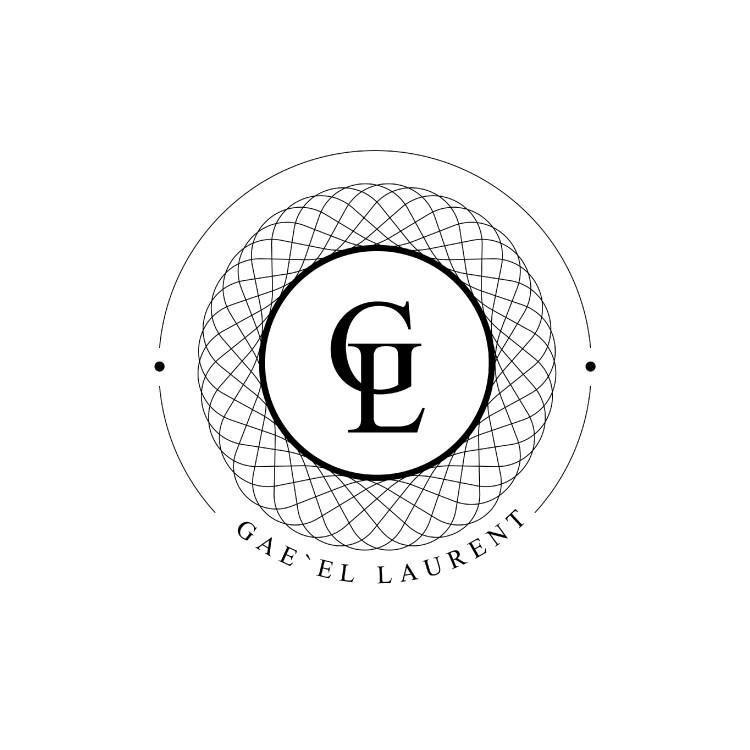 Marque de cosmetic. Gae`el Laurent est le nom de la marque.