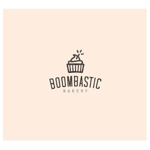 logo for Boombastic Bakery