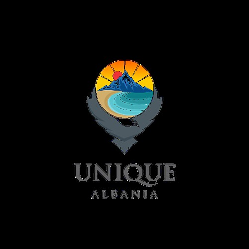 Emblem for UNIQUE ALBANIA