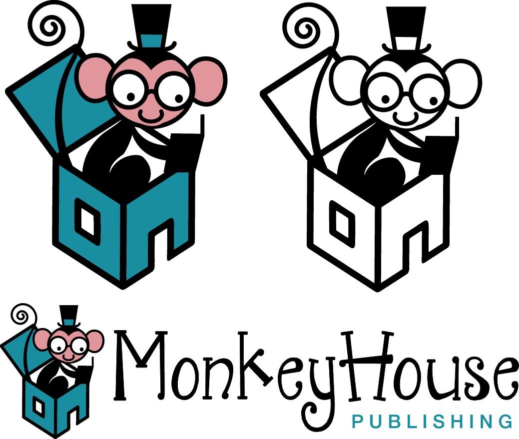 Design logo for Monkey House Publishing