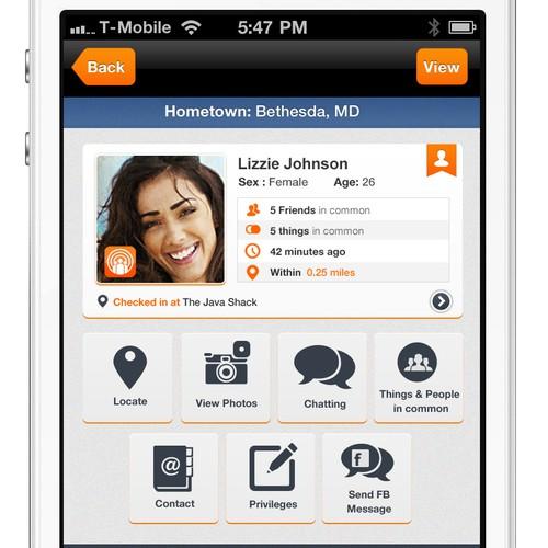 Design Leading Edge UI for Mobile Location App - Guaranteed