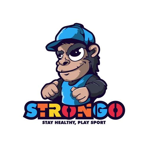Sport Store Logo Design