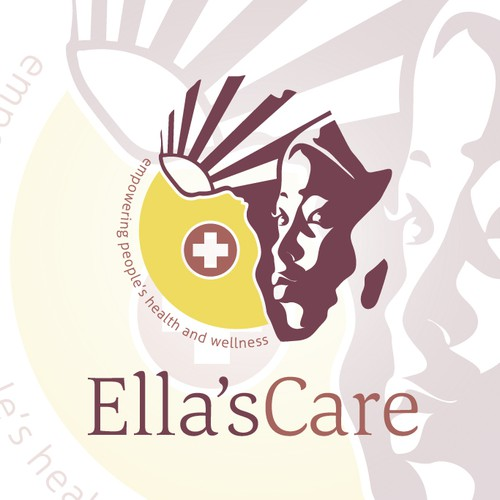 Logo for Wellness Initiative in Africa