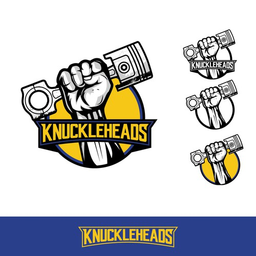 Knuckleheads Logo
