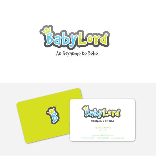 Logo for Baby Clothes Portal