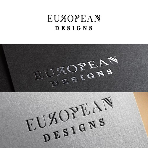 European Designs - 1st Concept