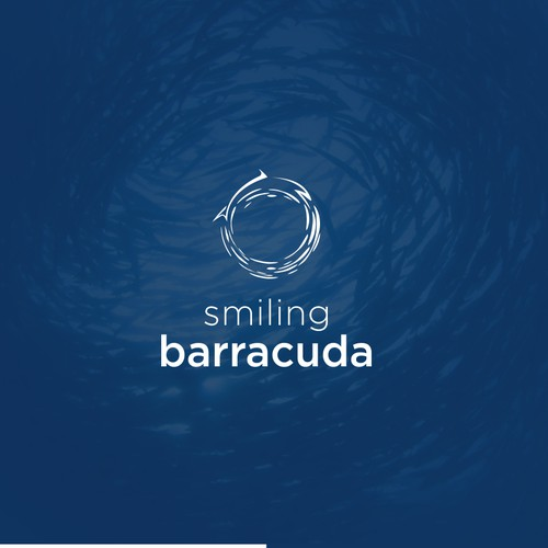 Creative design for entrepreneur club called Smiling Barracuda