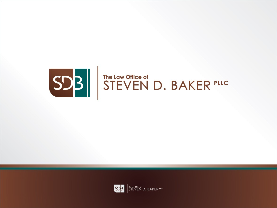 New logo wanted for The Law Office of Steven D. Baker, PLLC
