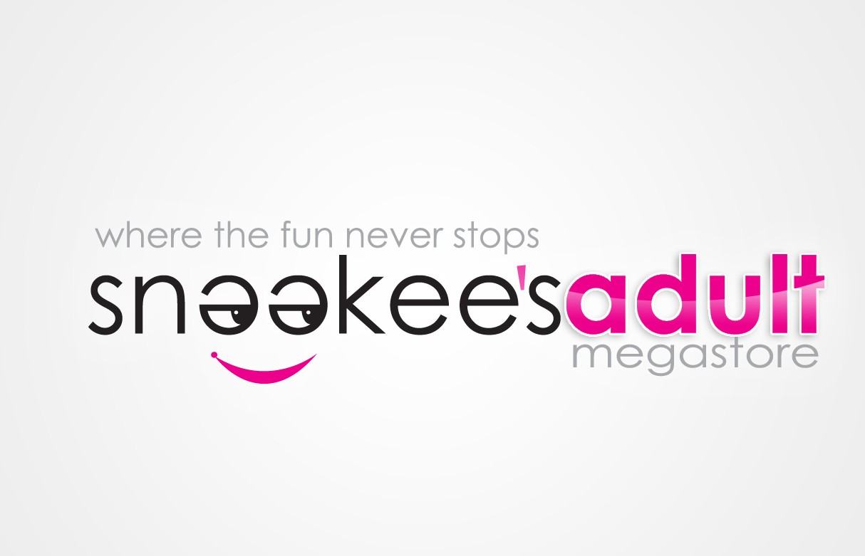 New logo wanted for Sneekee's Adult Megastore