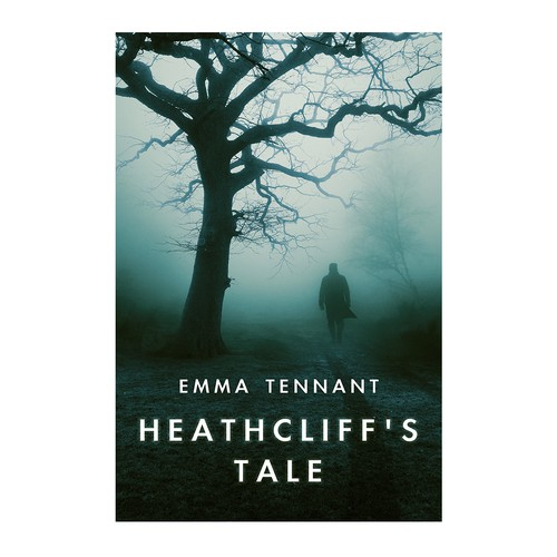 """Heathcliff's Tale"" fiction book cover"