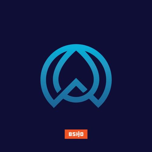 Create a fun logo for WellCaddie