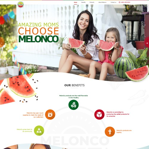 National Produce Company MelonCo