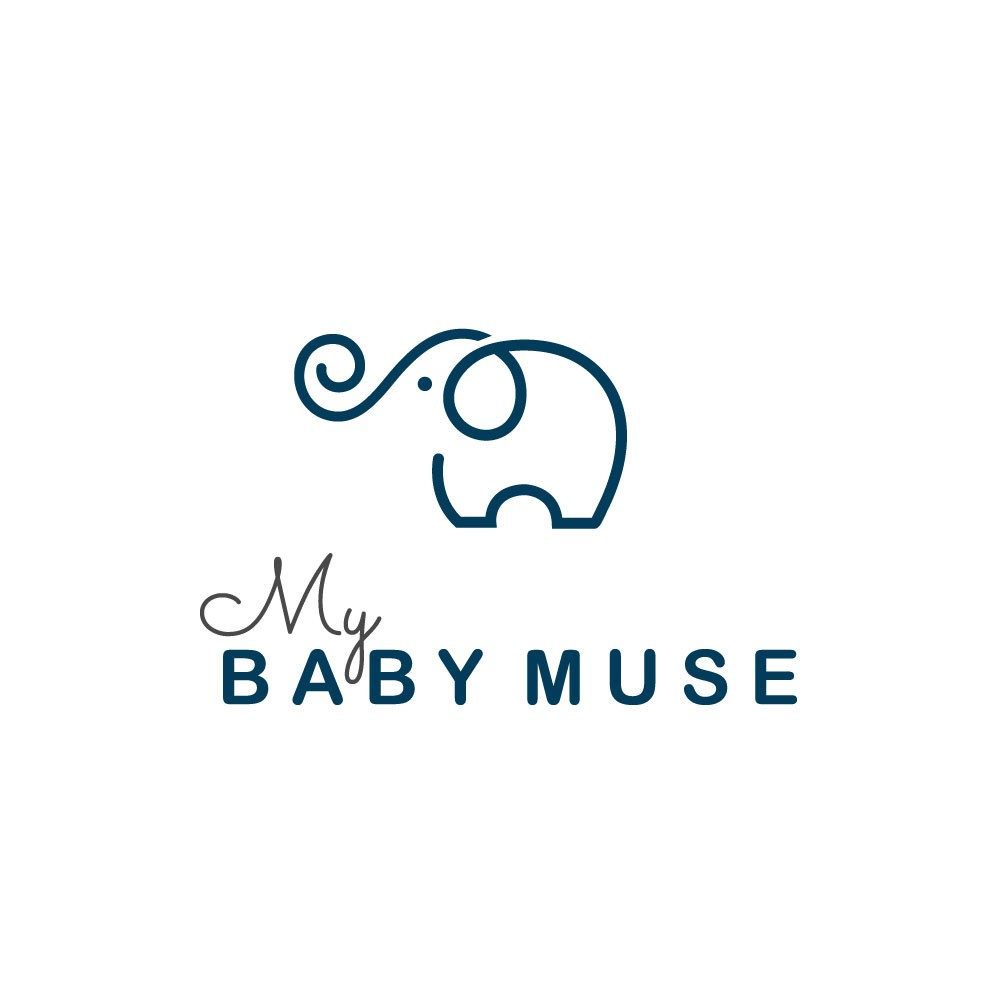 My Baby Muse Logo Design