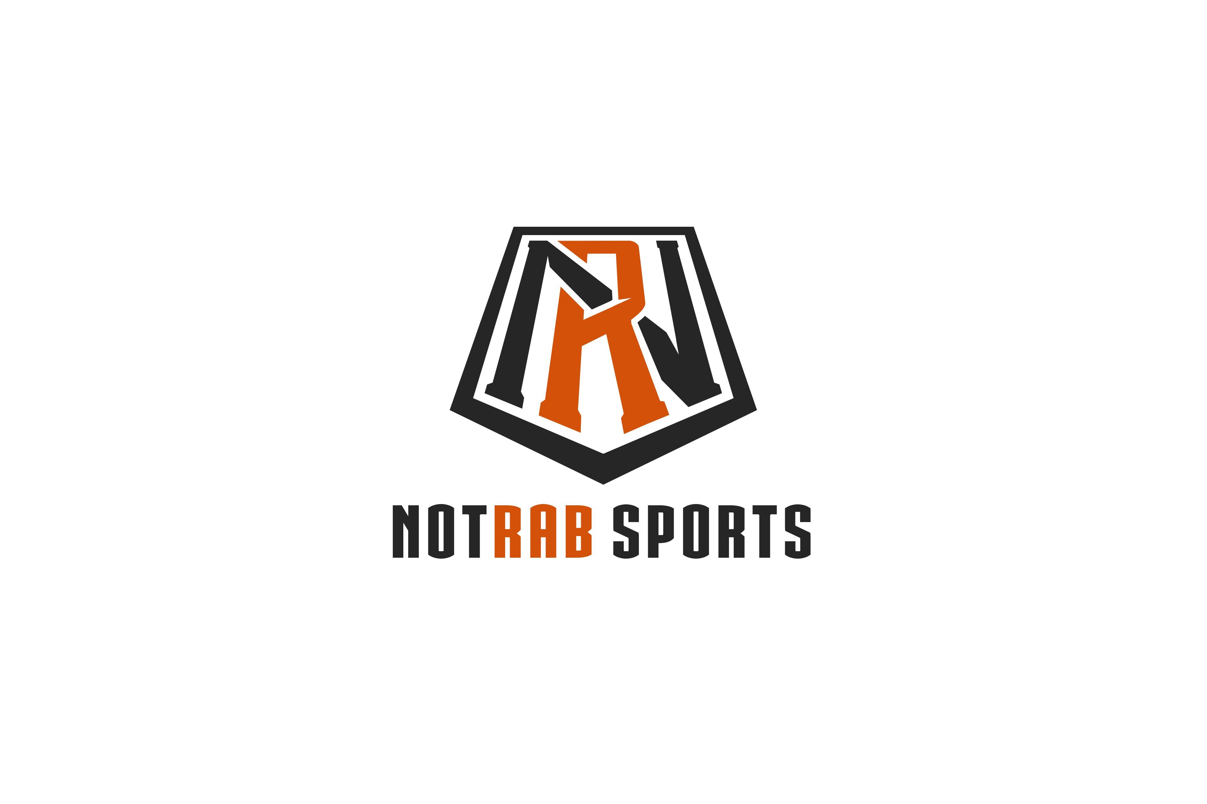 Logo for a sporting goods importer