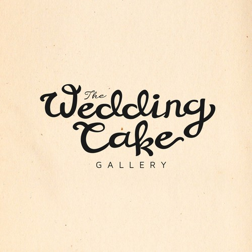 Wedding cake gallery logo