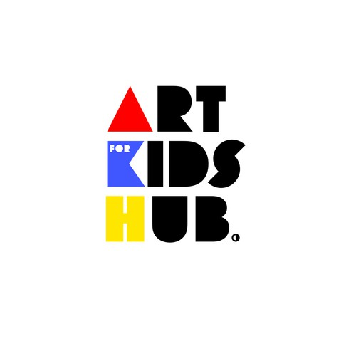 The COOLEST ART LOGO ever created for KIDS!
