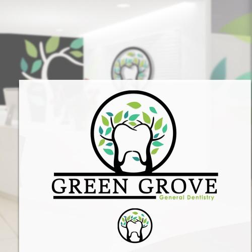 GREEN GROVE ENTRY