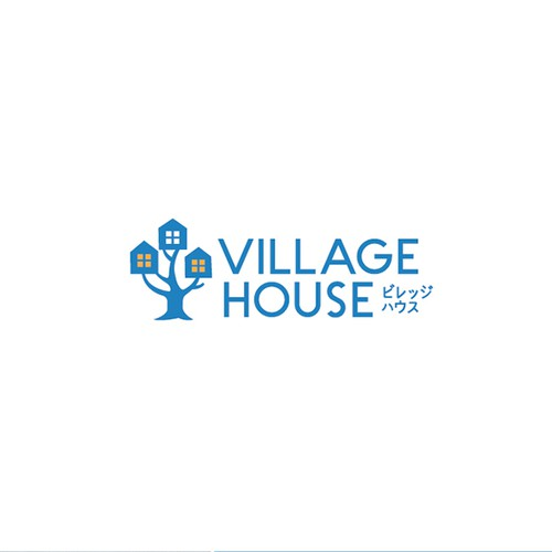 Logo Design for VillageHouse