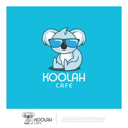 Logo for Koolah Cafe