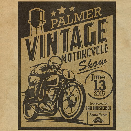 Palmer Vintage Motorcycle Show