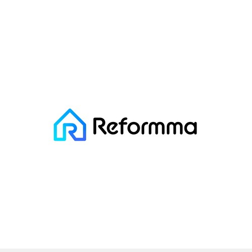 R + Home Logo