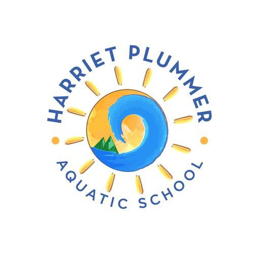 Logo for Children's Swim School