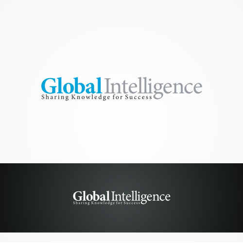 Help Global Intelligence with a new logo