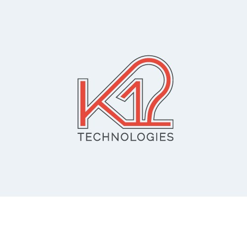 Logo concept for a tech company
