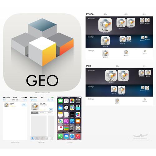 BuildingLink GEO App Icon