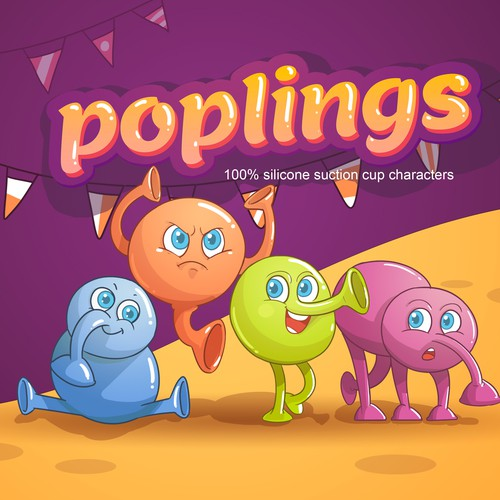 visual asset for poplings