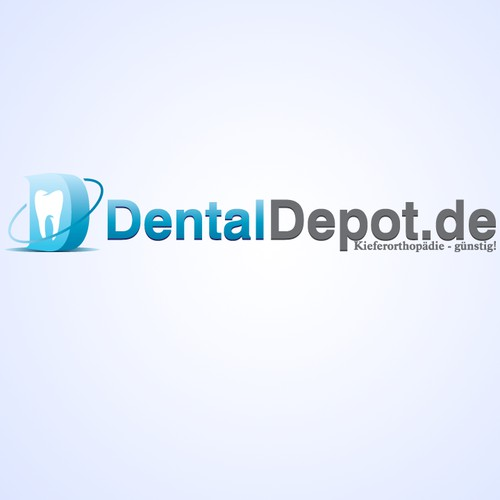 ① Logo for DentalDepot.de  ①
