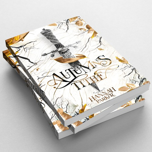 Design a Youth Adult Epic Fantasy Book Cover