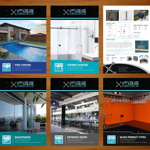 Brochure design #1