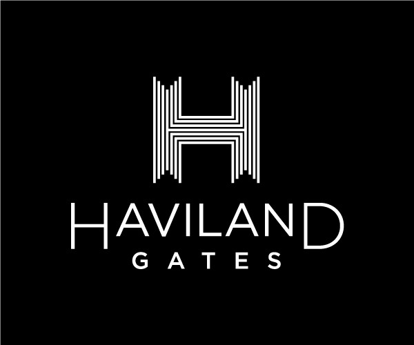 Haviland Gates - Apartment Complex Logo / Brand