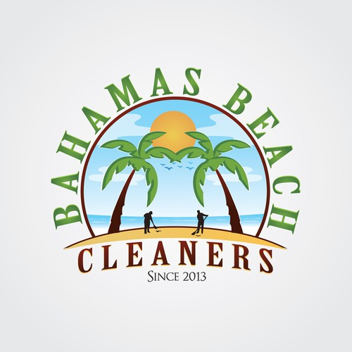 New logo wanted for Bahamas Beach Cleaners