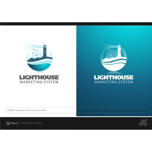 Lighthouse - Logo design