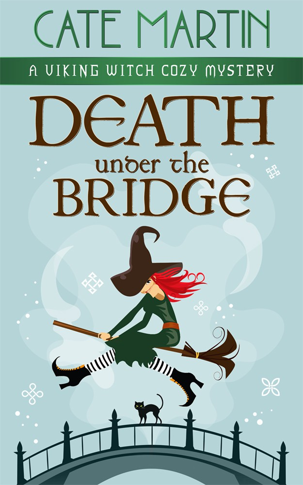Death Under the Bridge: A Viking Witch Cozy Mystery