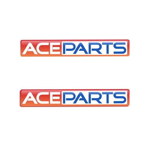 ACE PARTS - Logo design